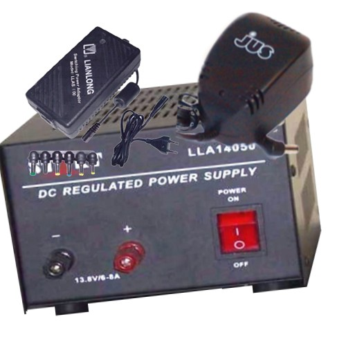 Power Supplies & AC/DC Adaptors